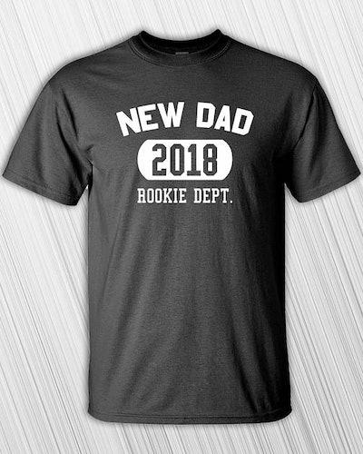 New Dad Tee