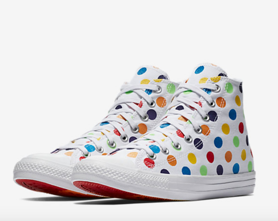 04cc65fee2b5 What s In The Miley Cyrus x Converse LGBTQ Pride Collection  It s A Rainbow  Of Awesome Shoes   Beyond