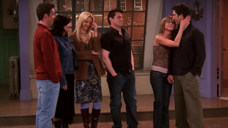 Image result for friends reunion