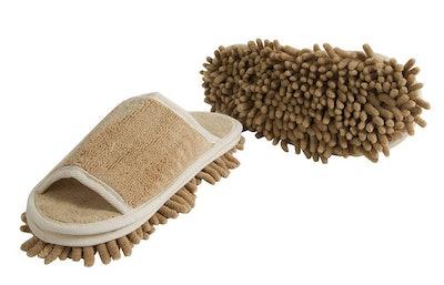 Slipper Genie Microfiber Slippers