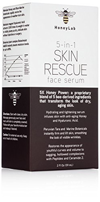 HoneyLab Skin Rescue Face Serum
