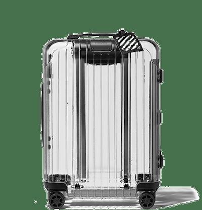 The Off-White x RIMOWA Luggage