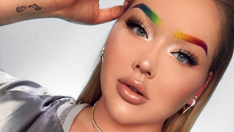 Nikkietutorials Makeup Looks >> 7 Rainbow Makeup Looks To Help You Celebrate Lgbtq Pride In