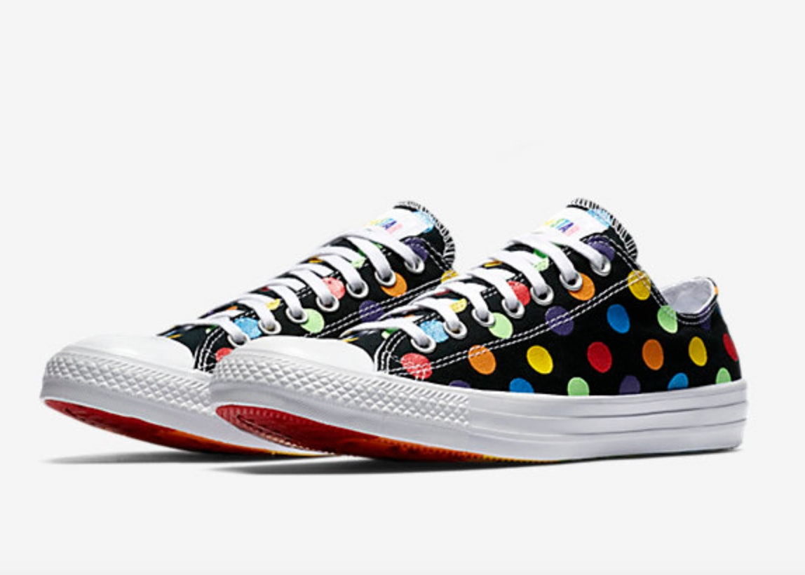 09629f470efe0b What s In The Miley Cyrus x Converse LGBTQ Pride Collection  It s A Rainbow  Of Awesome Shoes   Beyond