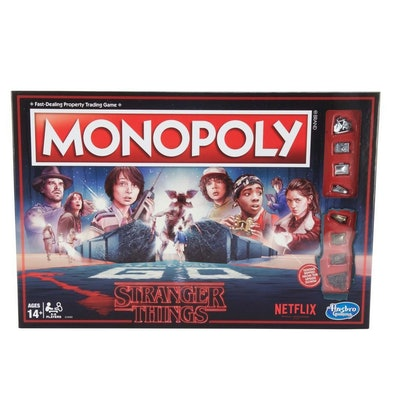 Monopoly 'Stranger Things' Edition Board game