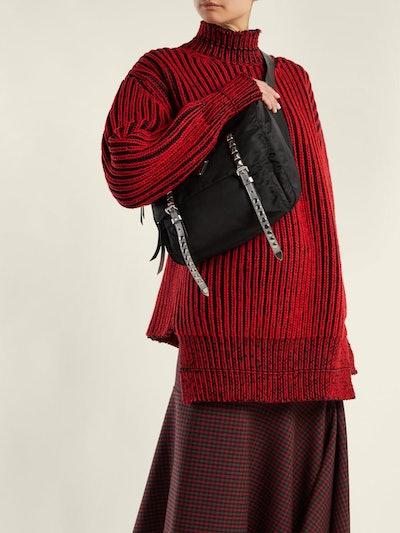 New Vela Nylon Belt Bag