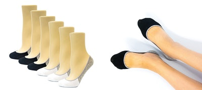 Thirty48 Perfect True No-Show Socks
