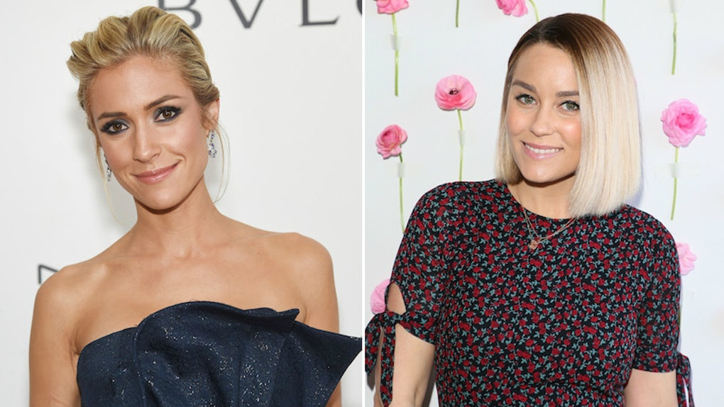 32d1ccef54b43 The Timeline Of Kristin Cavallari & Lauren Conrad's Feud Will Make You Feel  So, So Old
