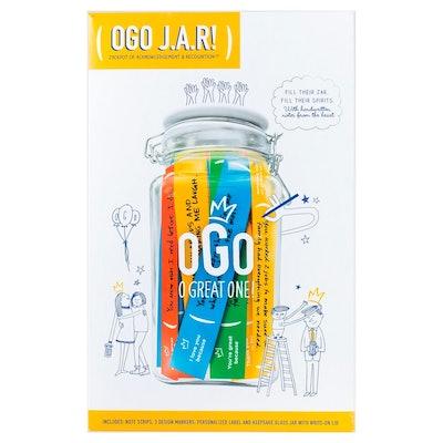 Recognition OGO J.A.R!