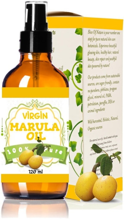 Slice of Nature Virgin Marula Oil