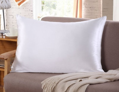 Sunflower Silk Pillow Case