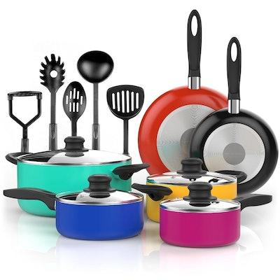 Vremi Nonstick Cookware Set