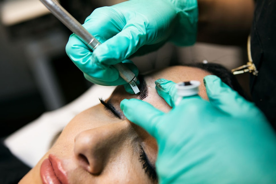 How Long Does Microblading Last Tattooed Eyebrows Are Actually Far