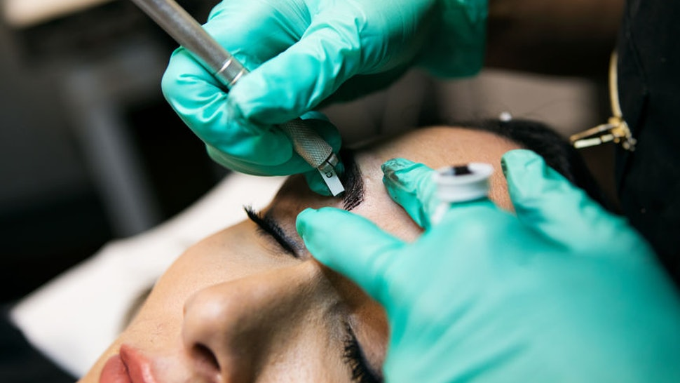How Long Does Microblading Last? Tattooed Eyebrows Are