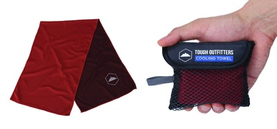 Tough Outdoors Instant Cooling Towel