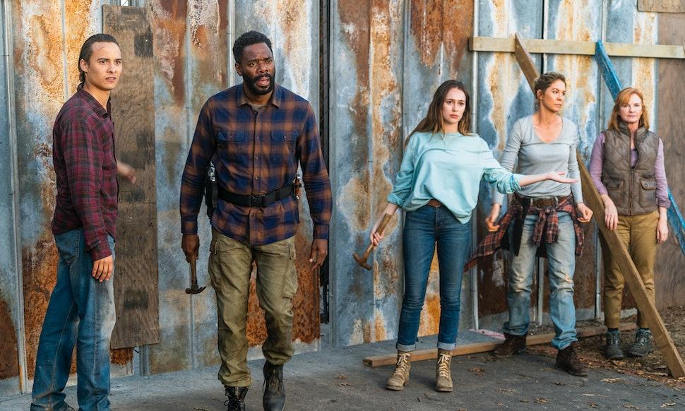 Fear The Walking Dead Staffel 2 Folge 9
