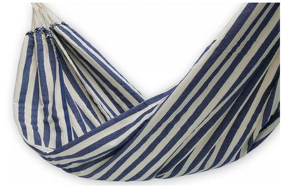 Fair Trade Brazillian Handcrafted Cotton Hammock