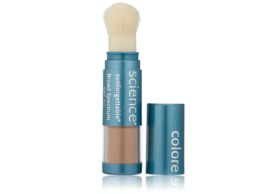 Colorscience Sunforgettable Mineral SPF 50 Sunscreen Brush