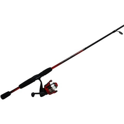 Shakespeare Reverb Spinning Reel and Fishing Rod Combo