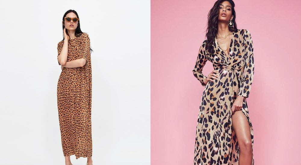 Fashion Print Dresses