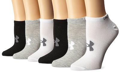 Under Armour Essential No-Show Liner Socks
