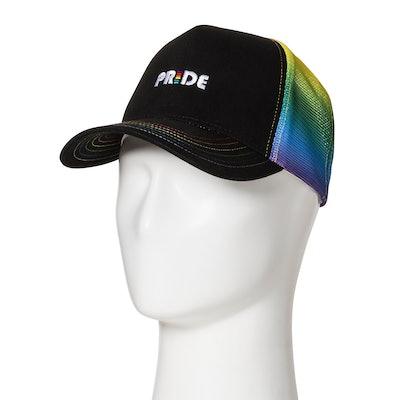 Rainbow Trucker Baseball Hat