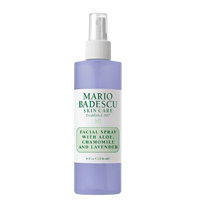 Facial Spray with Aloe, Chamomile, and Lavender