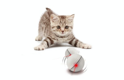 YOFUN Self-Rotating Ball Toy
