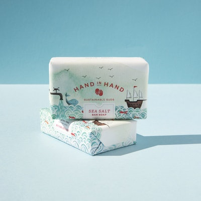 Sea Salt Bar Soap
