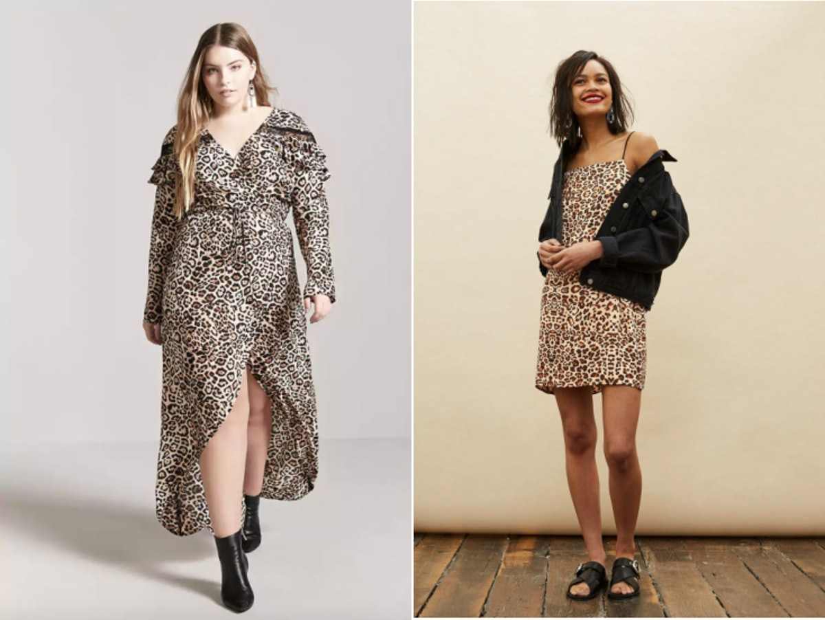10 Leopard Print Dresses To Make Your Summer Style Extra ...