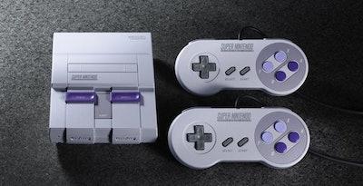 Super Nintendo Entertainment System (NES) Classic Edition