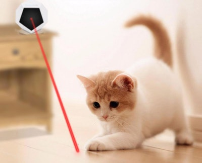 SereneLife Automatic Cat Laser Toy