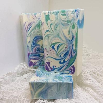 Sinus Relief Goat Milk Soap