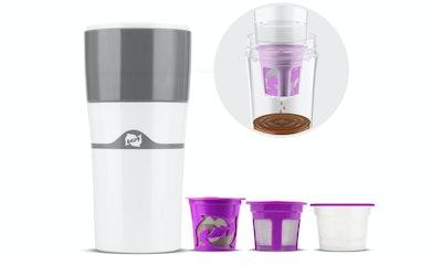 BRBHOM Portable Drip Coffee Maker Travel Mug