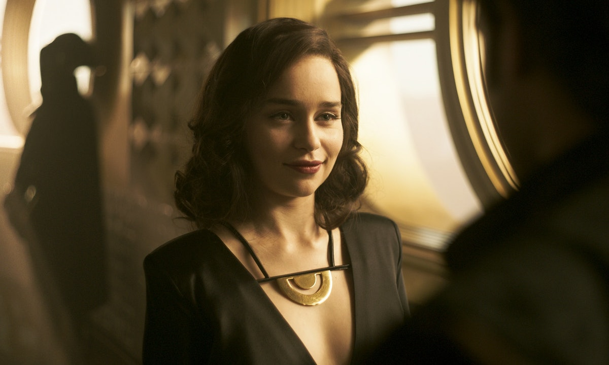 Why Qi'ra Stayed Behind In 'Solo,' According To Director Ron Howard