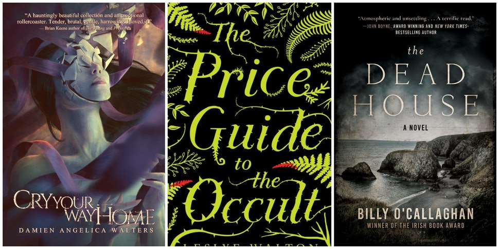 5 Short Horror Books That Will Terrify You This Weekend