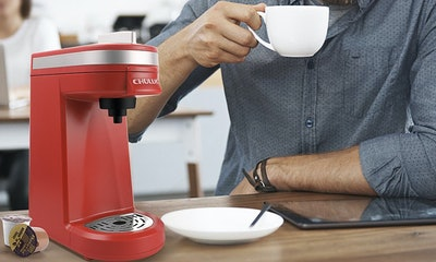 CHULUX Single Cup Coffee Maker
