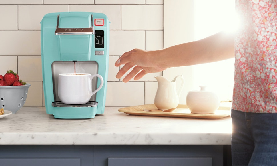 The Smallest Keurig & K-Cup Coffee Makers