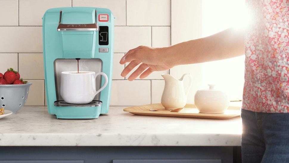 The Smallest Keurig K Cup Coffee Makers
