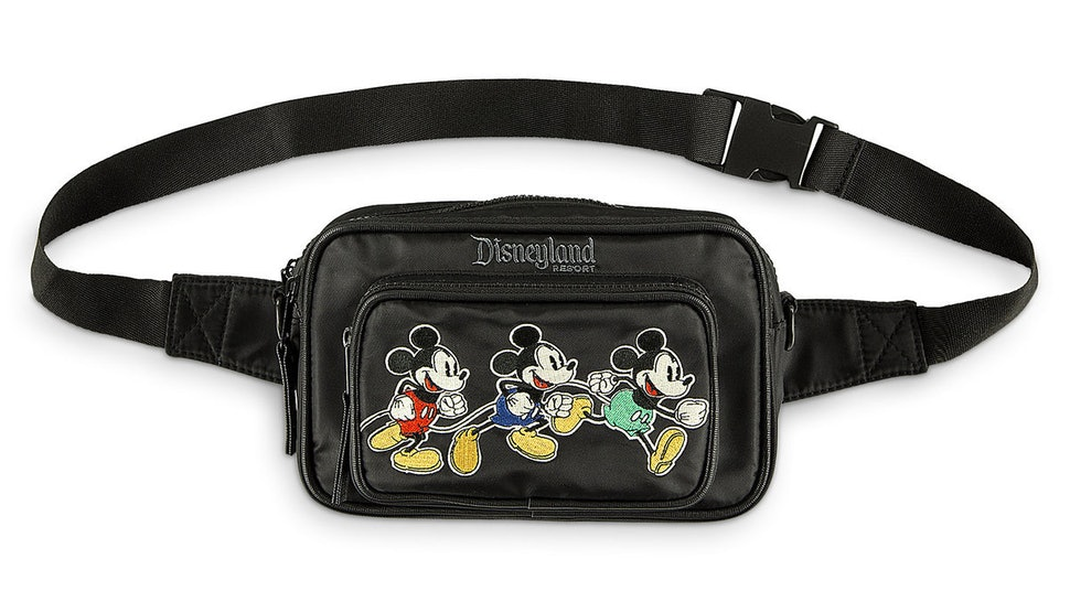 These Vintage Disney Fanny Packs Are The 90s Accessory You Never