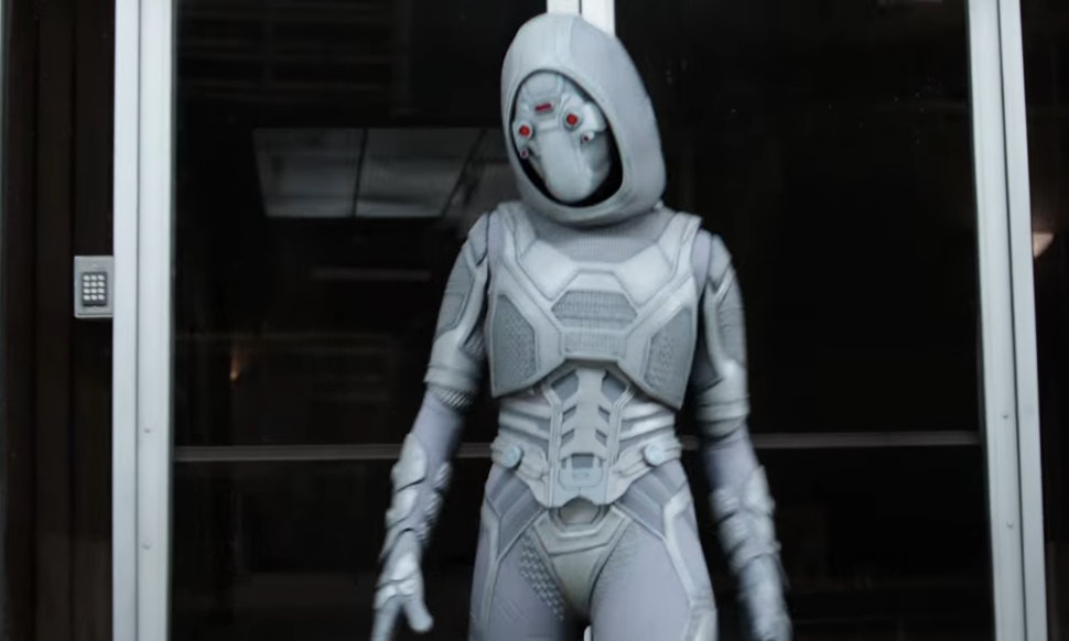 Image result for ant-man and the wasp ghost