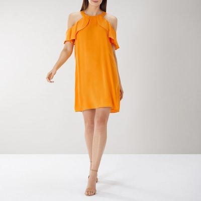 Claire Cold Shoulder Dress