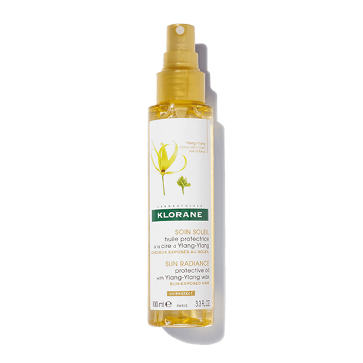 Klorane Protective Oil With Ylang-Ylang Wax