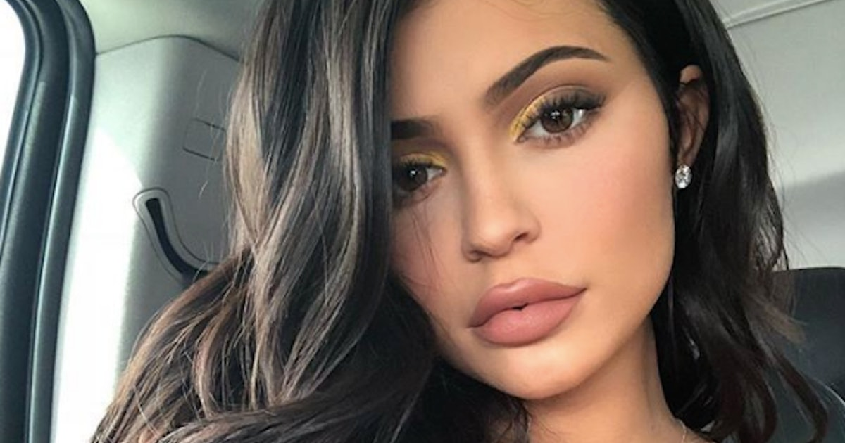 These New Photos Of Kylie Jenner Without Lip Fillers Are ...