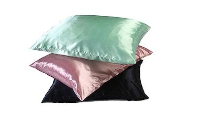 Sweet Dreams Blissford Satin Pillowcase