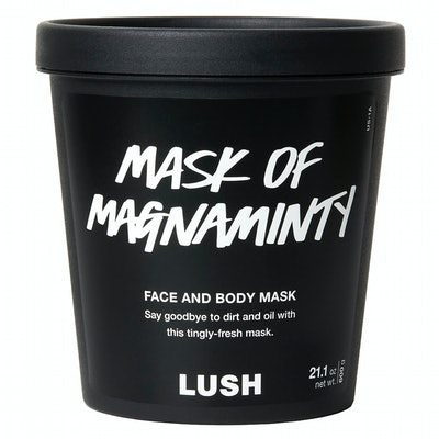 Mask of Magnaminty Face Mask