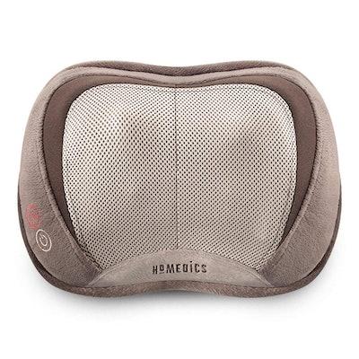 HoMedics, 3D Shiatsu & Vibration Massage Pillow with Heat