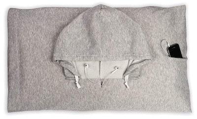 HoodiePillow Hooded Pillowcase