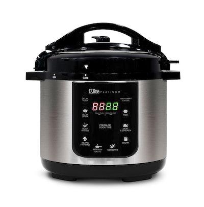 Elite Platinum Maxi-Matic Pressure Cooker