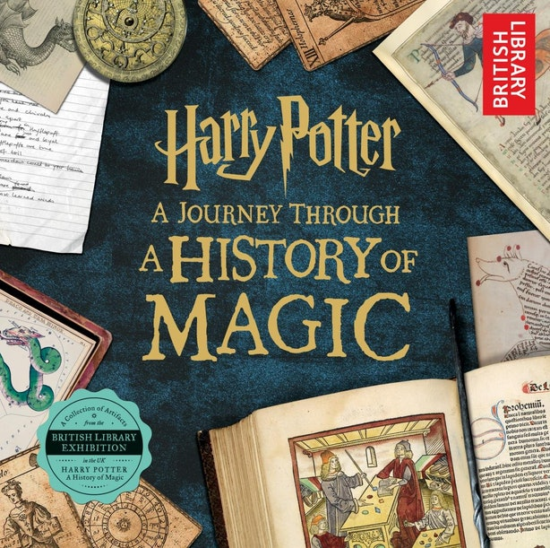A Book Explaining The Real History Of Magic